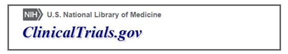 ClinicalTrials.gov